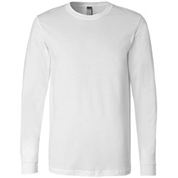 Canvas Long Sleeve T-Shirt