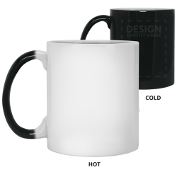 Color Changing Mug 11 oz.