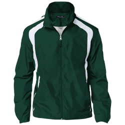 Sport-Tek Mens Jersey-Lined Jacket