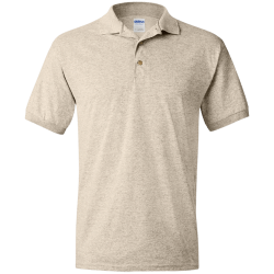 Gildan Jersey Polo Shirt For Him
