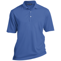 Sport-Tek Mens Tall Dri-Mesh Short Sleeve Polo