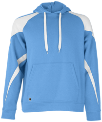 Holloway Mens Colorblock Hoodie