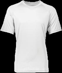 Augusta Mens Raglan Sleeve Wicking Shirt