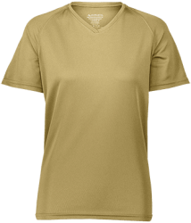 Augusta Ladies' Raglan Sleeve Wicking T-Shirt