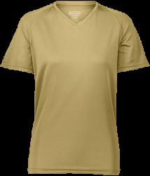 Augusta Ladies' Raglan Sleeve Wicking T-Shirt
