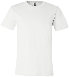 Bella + Canvas Youth Jersey Short Sleeve T-Shirt