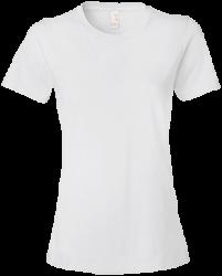 Anvil Ladies' Lightweight T-Shirt 4.5 oz