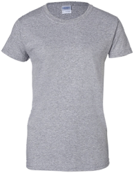 Gildan Ladies Ultra Cotton T-Shirt