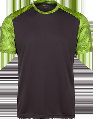 Sport-Tek CamoHex Colorblock T-Shirt