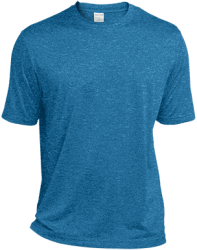 Sport-Tek Tall Heather Dri-Fit Moisture-Wicking T-Shirt